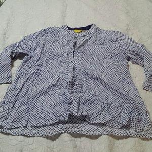 Roberta Roller Rabbit Quarter Sleeve Tunic